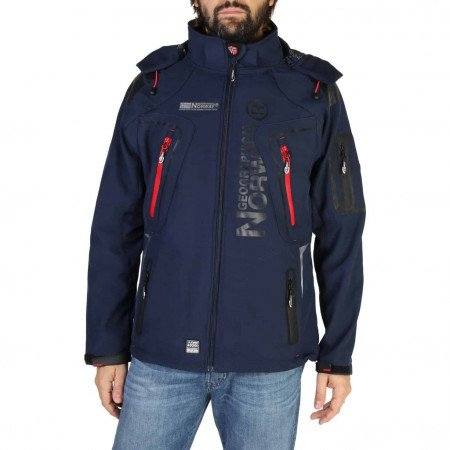 Geaca barbati Geographical Norway, TURBO_MAN, Albastru