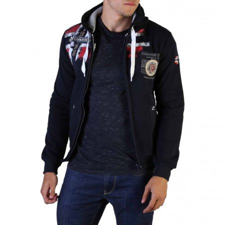 Hanorac barbati Geographical Norway, FESPOTE100_MAN, Albastru