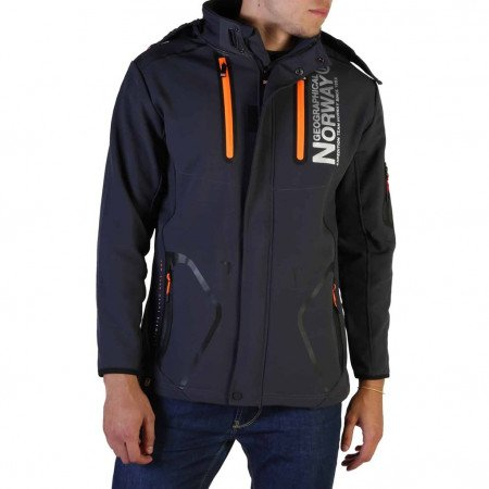 Geaca barbati Geographical Norway, TYREEK_MAN, Gri