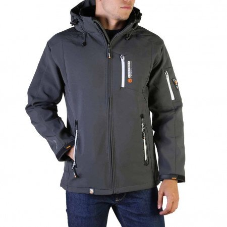 Geaca barbati Geographical Norway, TICHRI_MAN, Gri