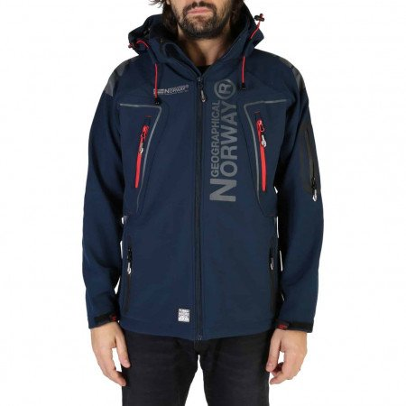 Geaca barbati Geographical Norway, TECHNO_MAN, Albastru