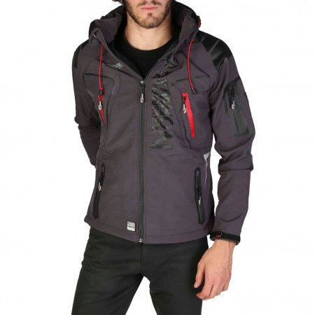 Geaca barbati Geographical Norway, TECHNO_MAN, Gri