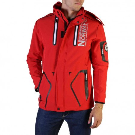 Geaca barbati Geographical Norway, TYREEK_MAN, Rosu