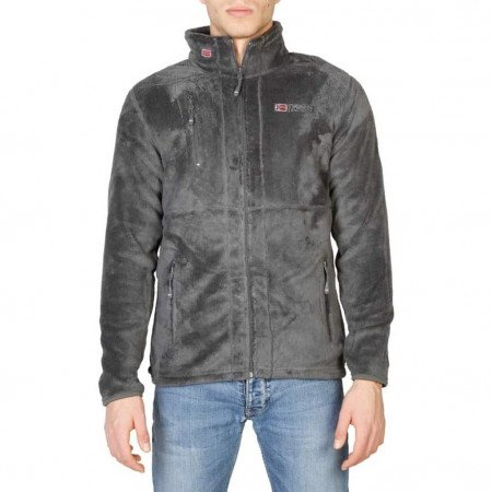 Hanorac barbati Geographical Norway, UPLOAD_MAN, Gri