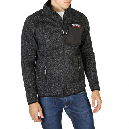 Hanorac barbati Geographical Norway, TITLE_MAN, Negru