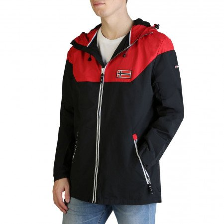 Geaca barbati Geographical Norway, AFOND_MAN, Rosu
